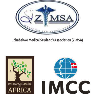 International Medical Cooperation Committee (IMCC), United Children of Africa (UNICA) and Zimbabwe Medical Student's Association (ZIMSA).